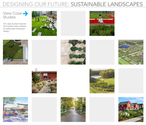 2010 page 26 the dirt for Sustainable landscape design