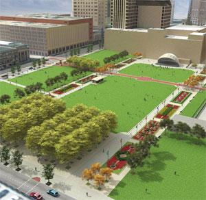 The Value of Urban Parks