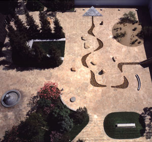 7ca54286c9 Isamu Noguchi s California Scenario Garden – THE DIRT