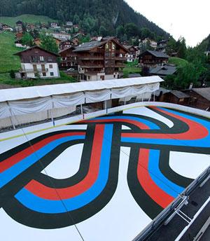 Lang Baumann's Art Transforms Public Spaces – THE DIRT