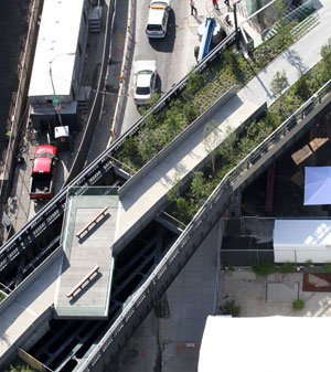 High Line Phase 2 Now Open