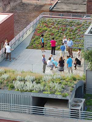 Asla event learn about green infrastructure for Society of landscape architects