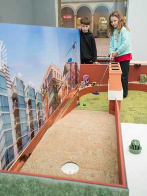 Image 7 The Future's Looking Up! Green Roofs as our New Urban Playgrounds - Photo by Kevin Allen Photography