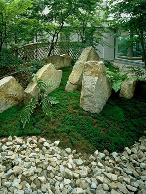 Image 9 Kojimachi Kaikan Zen Garden Michael Freeman Photography