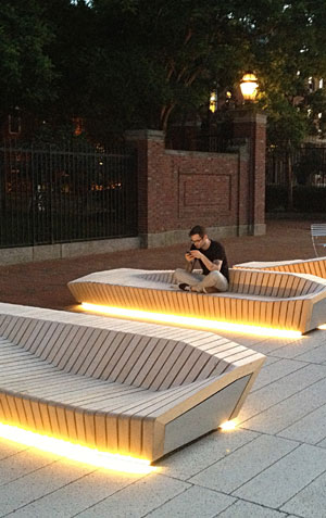 The Humble Public Bench Becomes Comfortable Inclusive And Healthy The Dirt