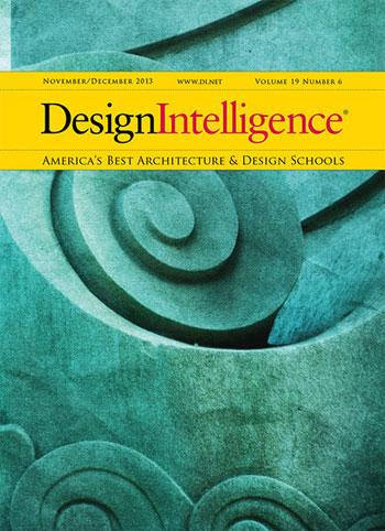 Top interior design undergraduate programs in the us