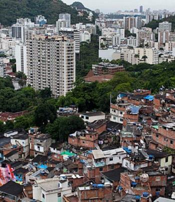 brazil slums