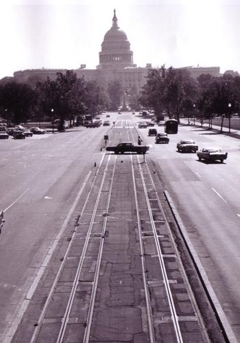 1962 street car line