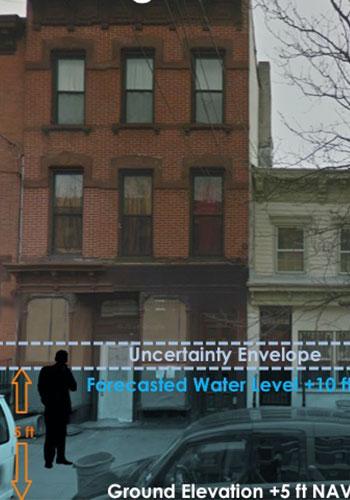 Flood level predictions via Google Maps? / CRUX