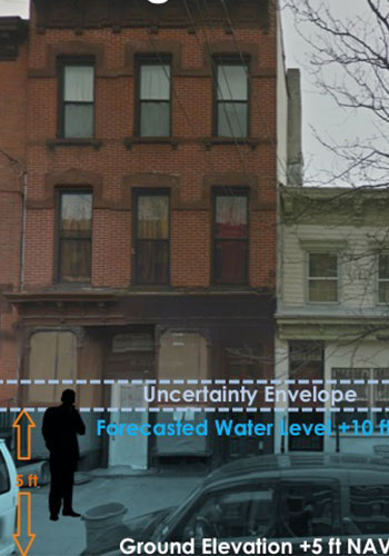 Flood level predictions via Google Maps? / CRUX