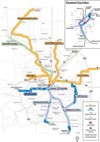 Denver Metro Map City Boundaries.Do Urban Growth Boundaries Work The Dirt