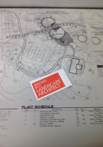 Plans /  American Society of Landscape Architects - Minnesota Chapter