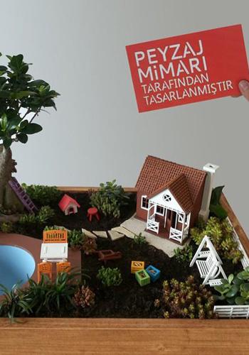 Turkish / URMIA Land Art