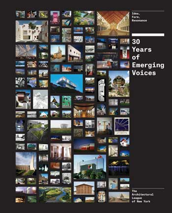 30 Years of Emerging Voices / Princeton Architectural Press