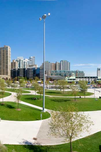 how landscape architects can help create a more resilient city