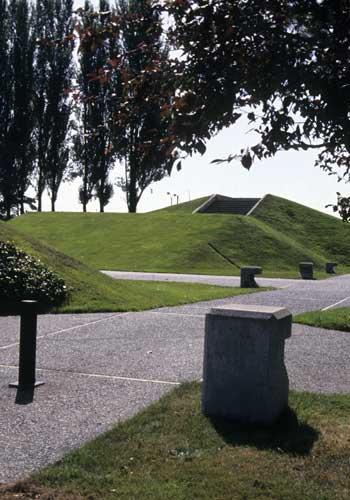 Richard Haag's Jordan Park in Everett, Washington / Washington University Press