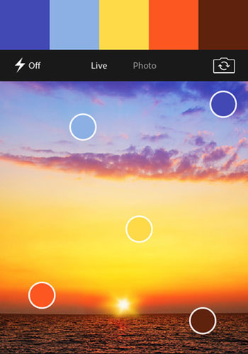 Adobe Color CC / Adobe on the iTunes App Store