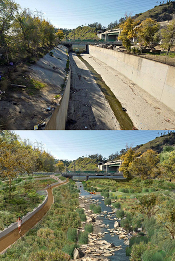 LA River Ecosystem Restoration Integrated Report