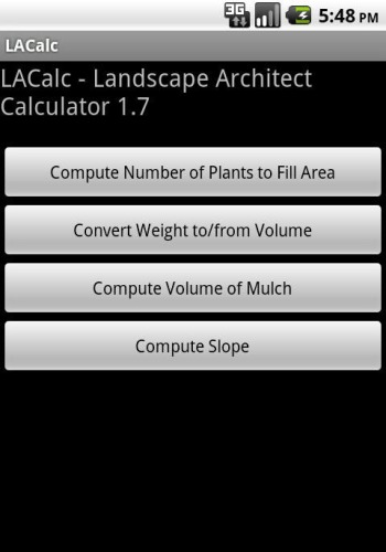 LACalc Screenshot / Bristle Software Inc. on the Google Play Store