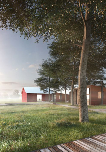 A rendering of Heroic Food Farm/Ennead Architects/Ennead Lab, Slate.com