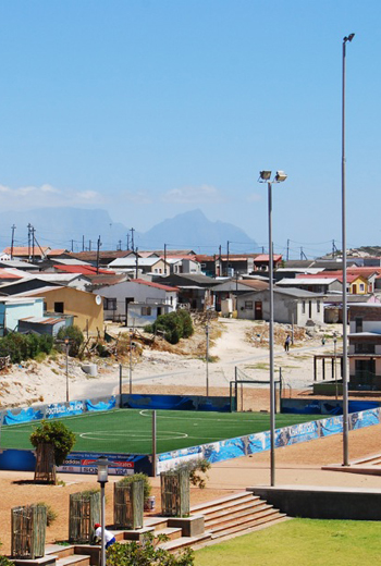 VPUU-project, Khayelitsha, Cape Town, South Africa, 2012 / KKH.se