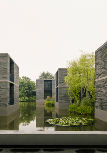 The Xixi Wetland Estate in Hangzhou is the latest housing project by David Chipperfield in China / Simon Menges, Wallpaper.com