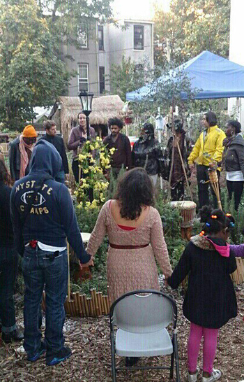 Hattie Carthan Community Food Circle / Hattie Carthan Community Food Market