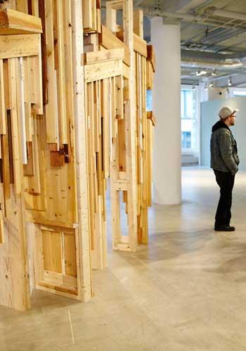 Habitat Wall / Tony Favarula