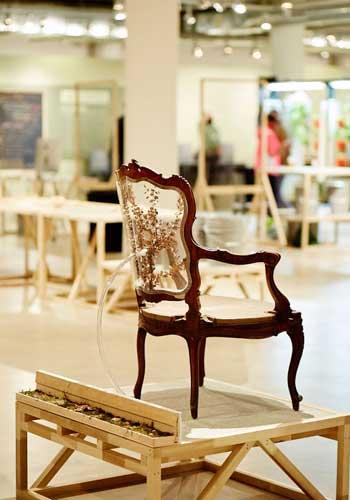 Rococo Chair / Tony Favarula