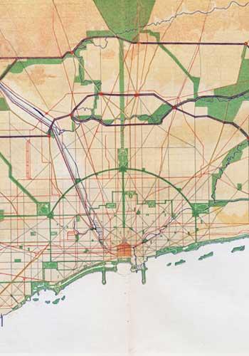 Burnham's Plan of Chicago / University of Chicago
