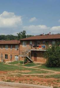 East Lake Meadows public housing (pre-revitalization) / Atlanta Housing Authority