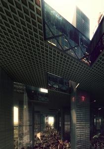 NYCVISION rendering / Eric de Broche des Combes