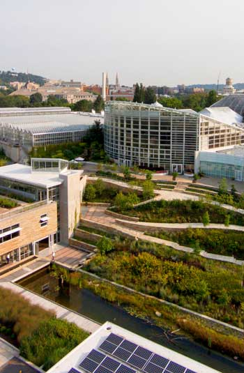 Center for Sustainable Landscapes, Phipps Conservancy, SITES 4-stars / Phipps Conservancy