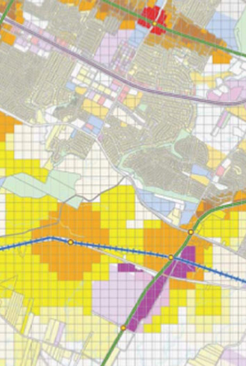 Smart growth in California data / Calthorpe Associates