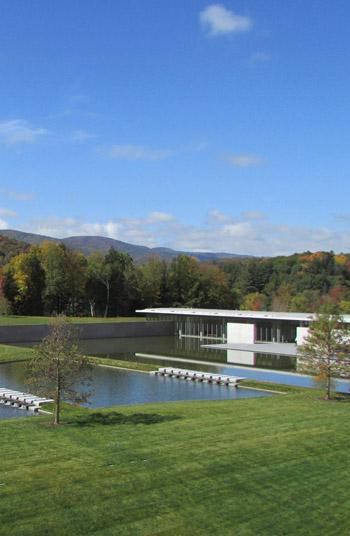 Clark Art Institute / Curbed