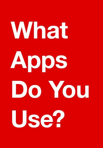 Apps Survey / ASLA