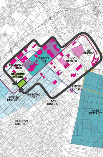 Landscape starchitect: James Corner Field Operations and Frederick