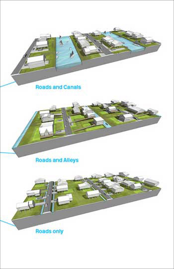 Atlantic City, New Jersey / Structure of Coastal Resilience