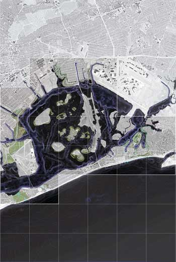 Jamaica Bay proposal / Structures of Coastal Resilience