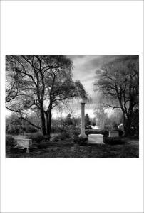 Mt. Auburn Cemetery, Cambridge, Massachusetts / copyright Alan Ward