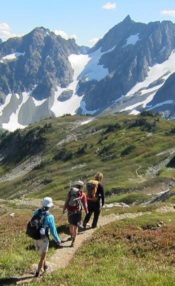 North Cascades National Park / Evergreenscapes