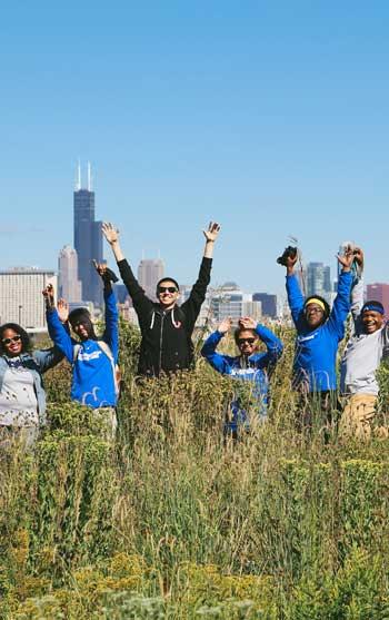 Student Conservation Association program participants / Student Conservation Association