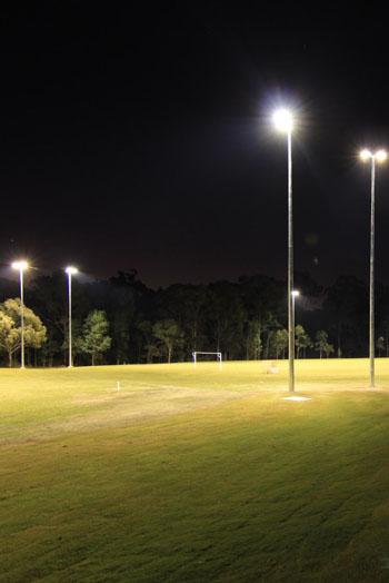 Adelaide Go Green with Public Lighting / ADLT.com.au