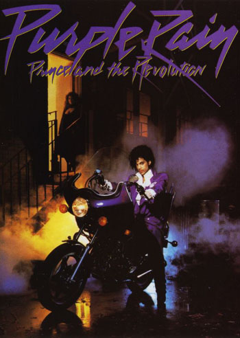 Purple Rain / Loud and Clear UK