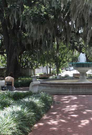 Savannah Square, Savannah, Georgia / Savannah.com
