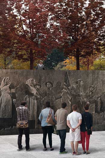 Weight of Sacrifice / WWI Memorial Centennial Commission