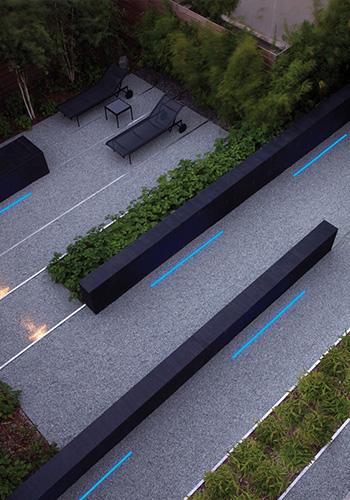 Andrea Cochran Landscape Architecture, Perry Residence, San Francisco/Source: Andrea Cochran Landscape Architecture