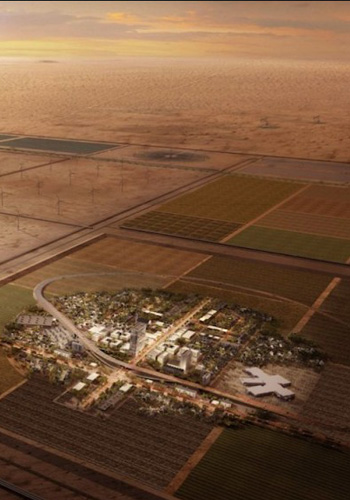 Rendering of CITE in New Mexico / CNN