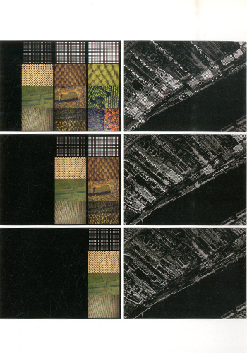 Right Bank of Bordeaux succession diagrams / Scanned from Intermediate Natures: The Landscapes of Michel Desvigne