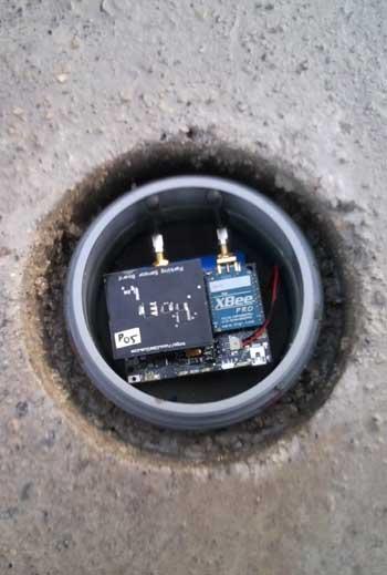 Embedded sensor / Embedded computing.com